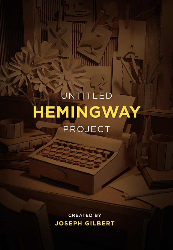 In Development: Untitled 'Hemingway' Project