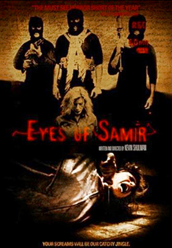 Recently Completed 'The Eyes of Samir'