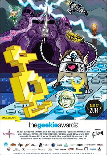 A Fun Comedy Parody for Geekie Awards