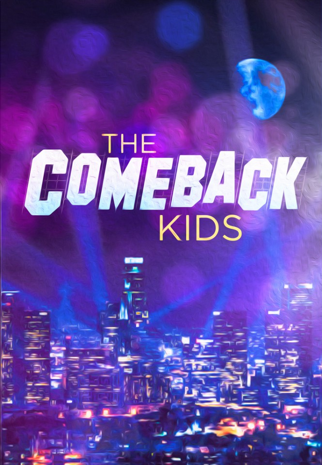 Producing Comedy Pilot 'Comeback Kids'