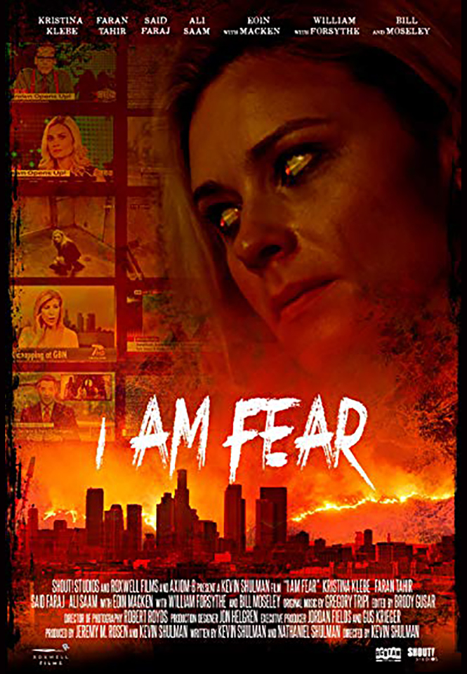 Feature Film: 'I Am Fear' Celebrates its Los Angeles Premiere