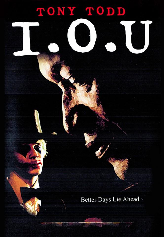 Joseph joins cast with Tony Todd on I.O.U